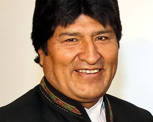 Evo Morales for Bolivia - Si o No ?