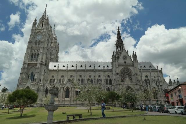 Quito mit Kitty