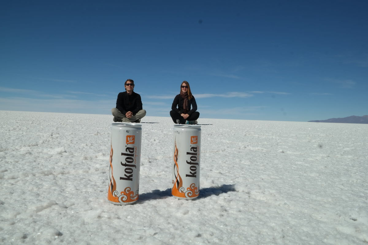 Uyuni - Ivan and Ianca